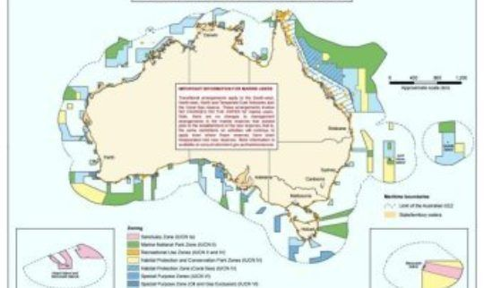 Review of Australia's Marine Reserves Recommends Winding Back Protections