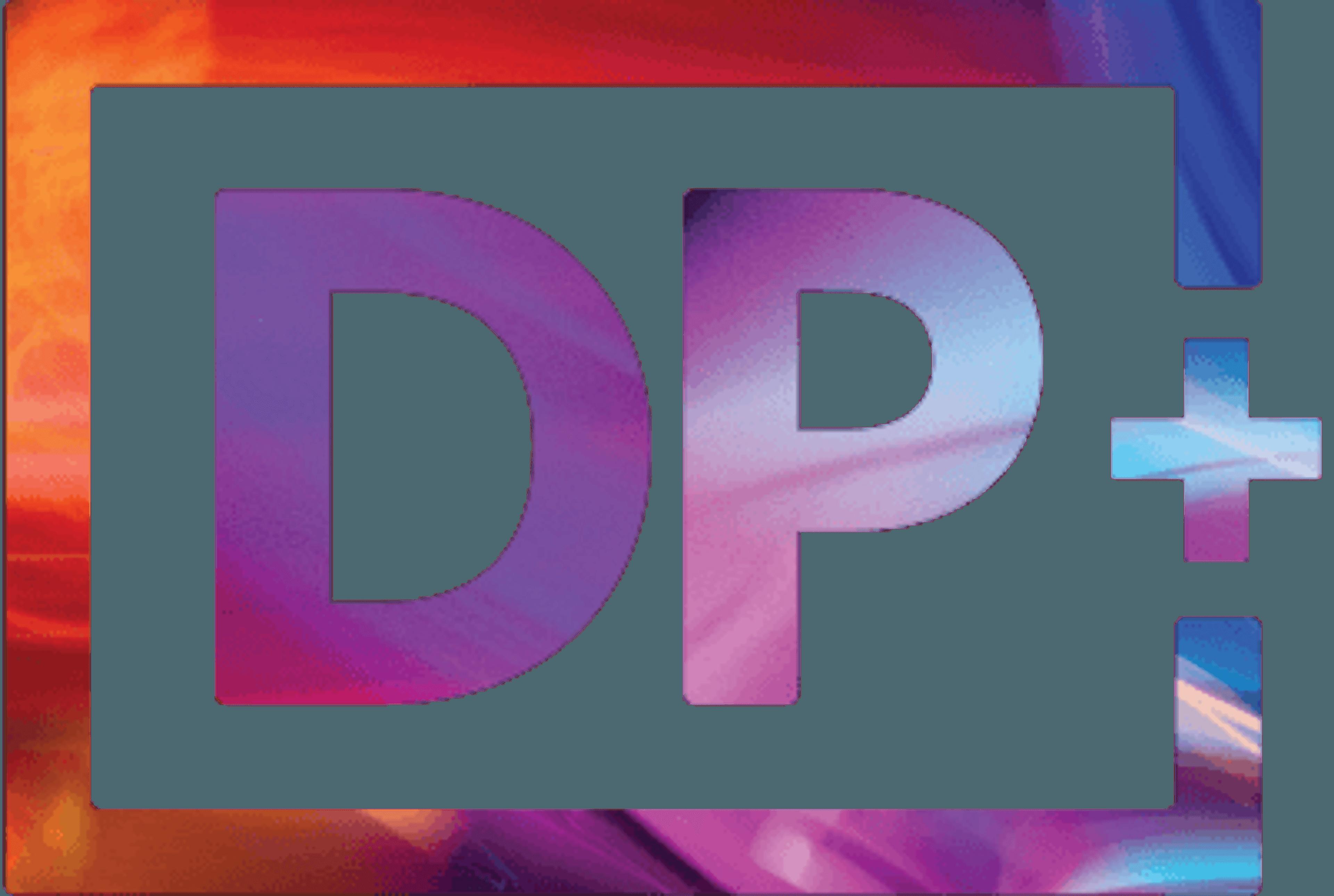 DP+ Logo