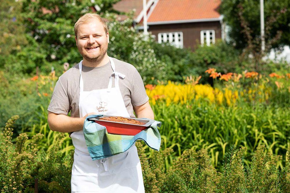 Banankaken som fikk Johannes til å ville bli kokk