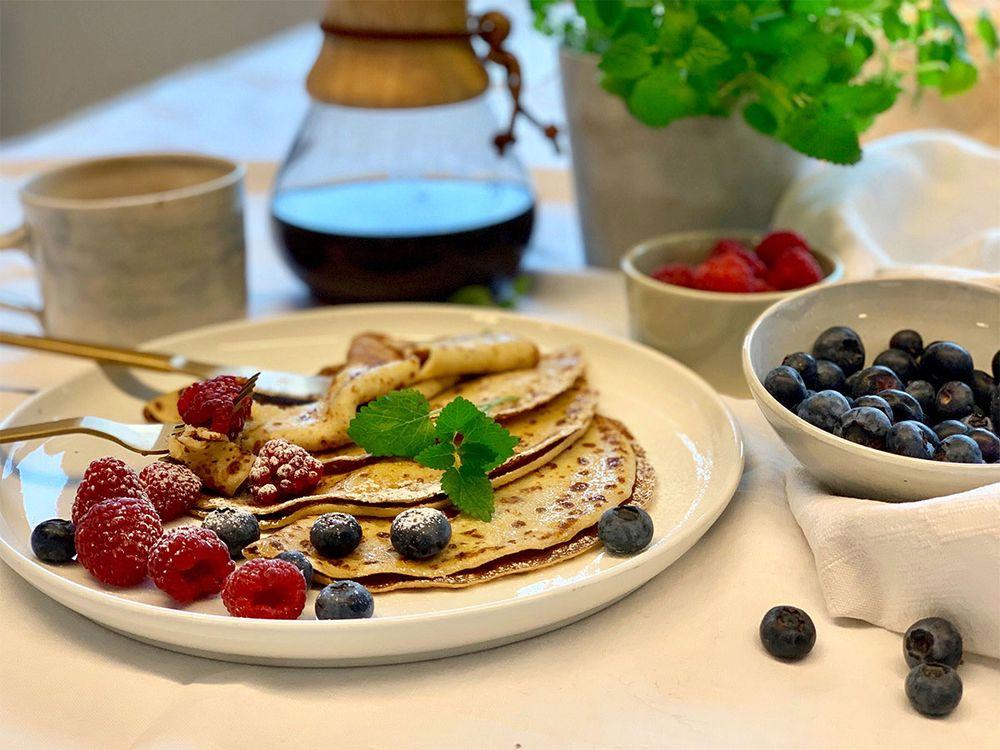 Pannekaker til morsdag