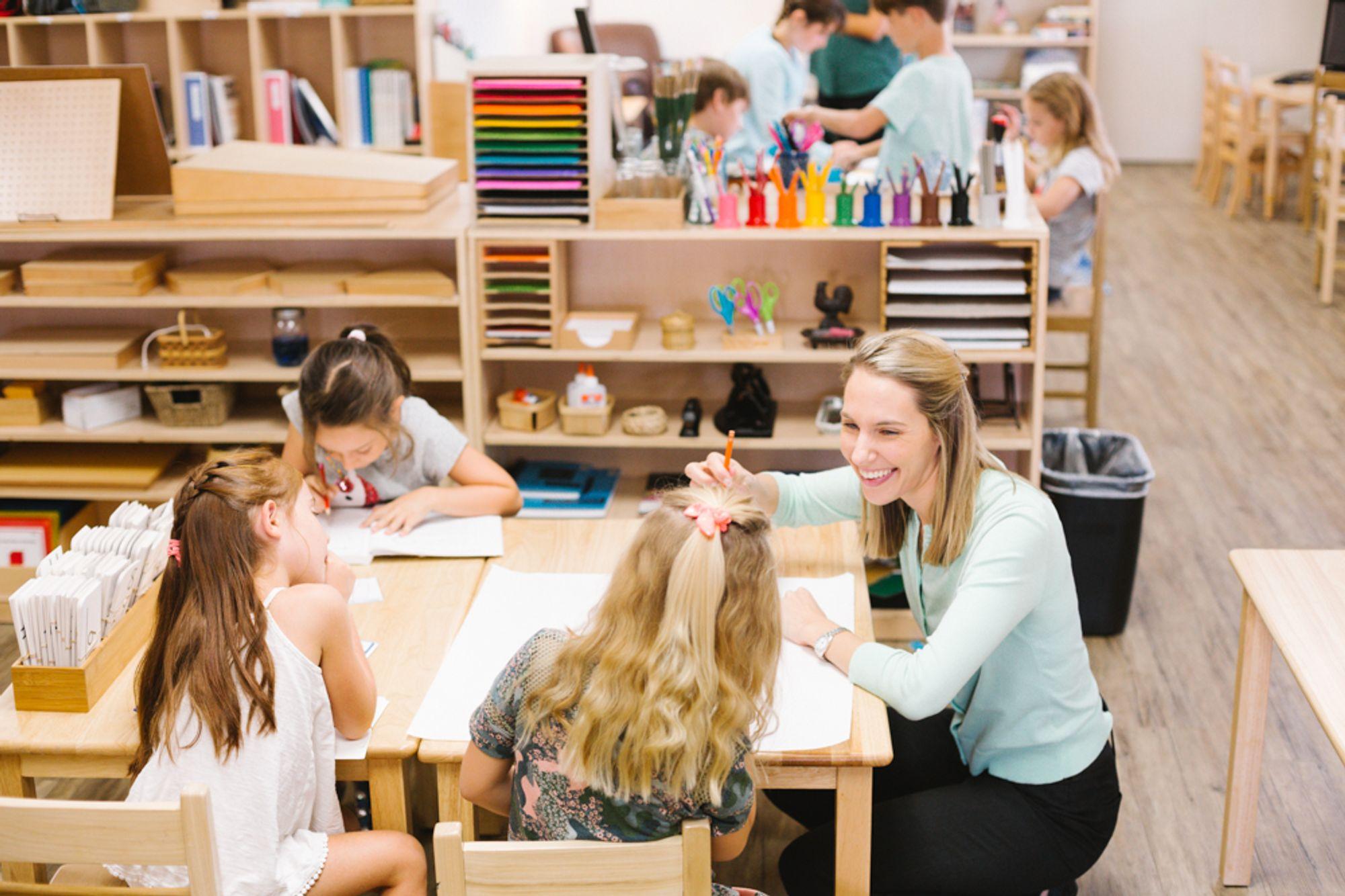 Montessori Foundational Studies