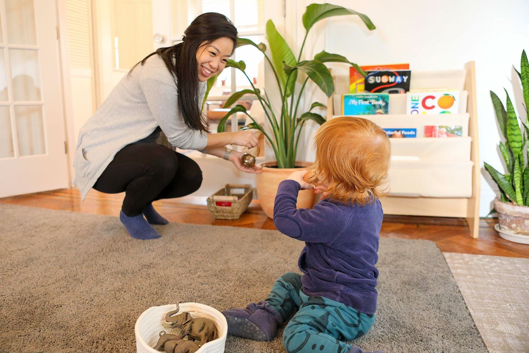 MONTESSORI IN THE HOME (FULL PACKAGE: 8-DAY COURSE)