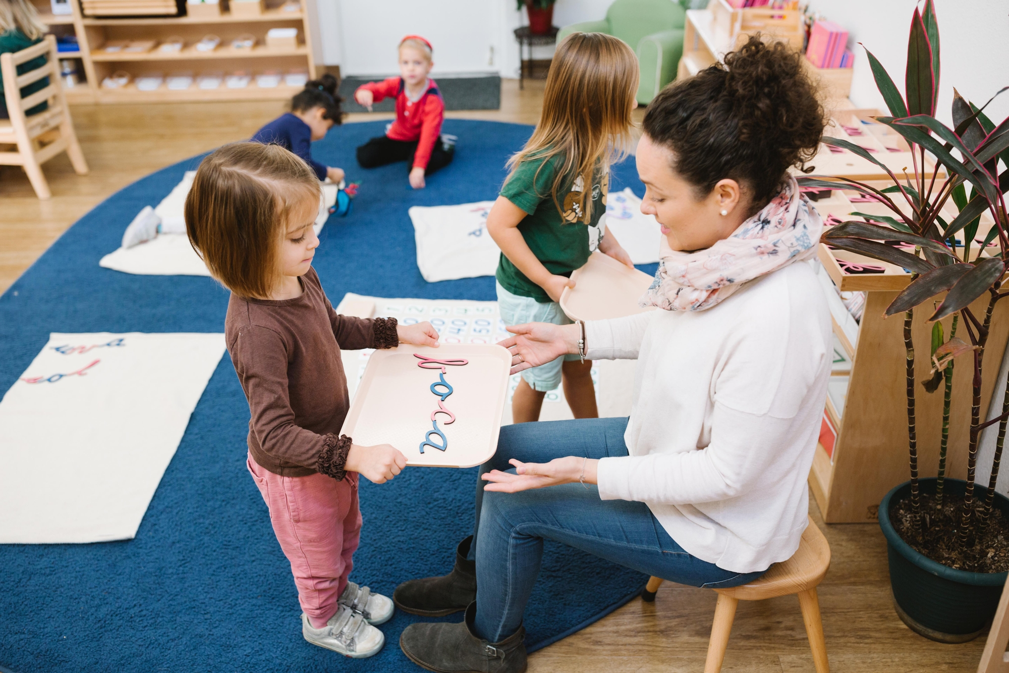 Children's House Master Class: Language