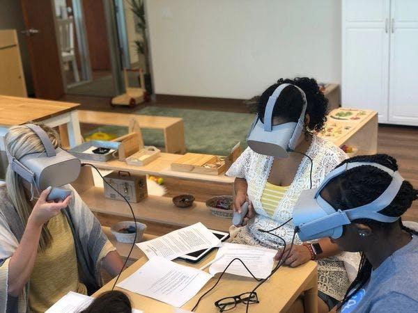 One Way Technology Improves a Montessori Educator's Skills