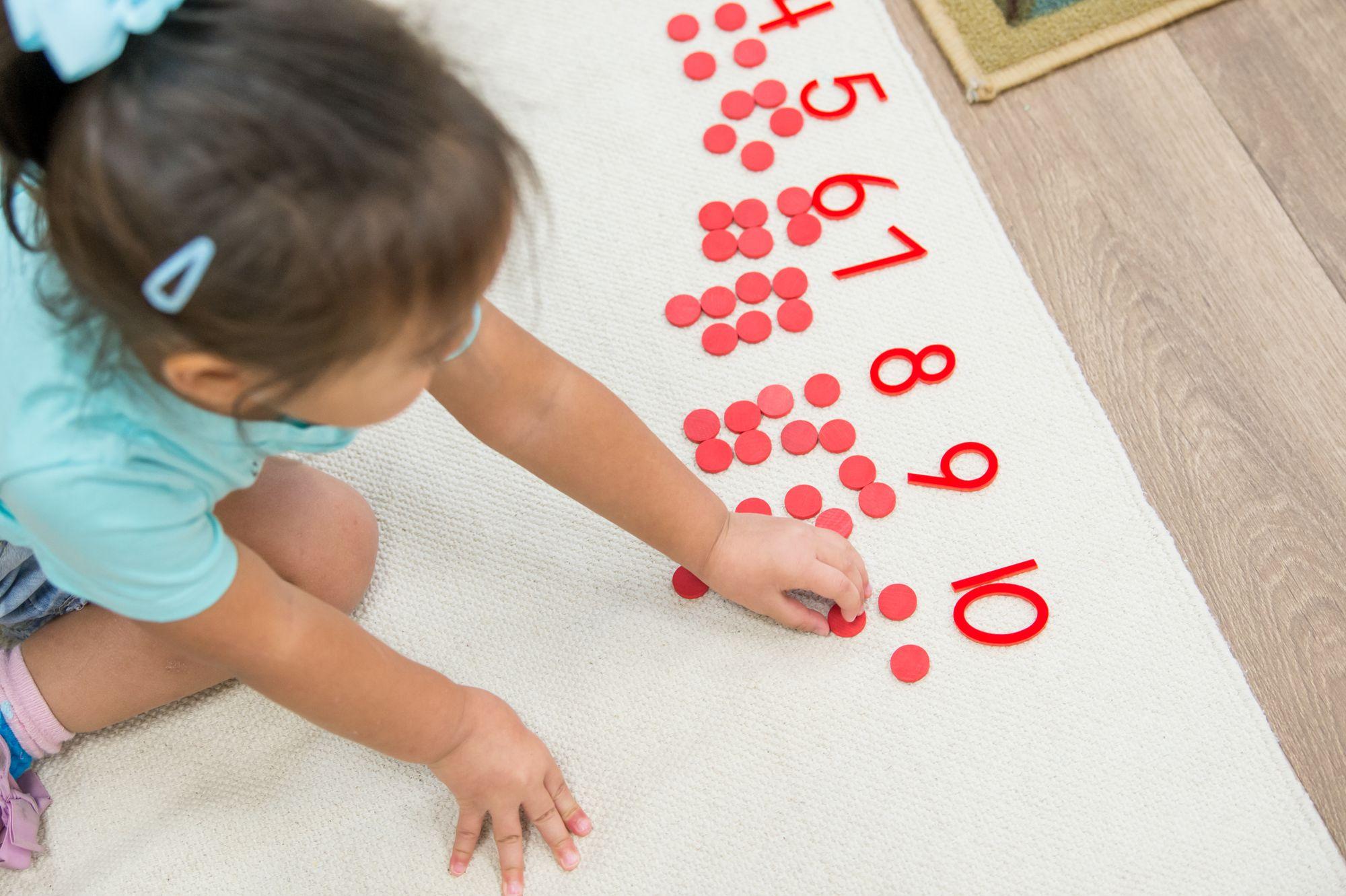 Children's House Master Class: Math