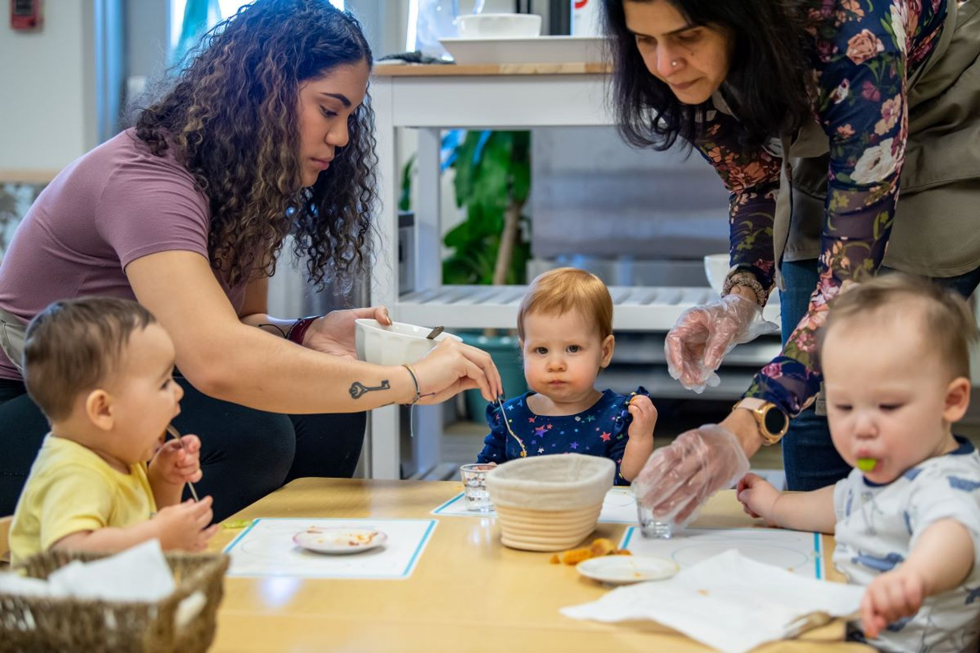 Collaborating with Adults in the Montessori Classroom