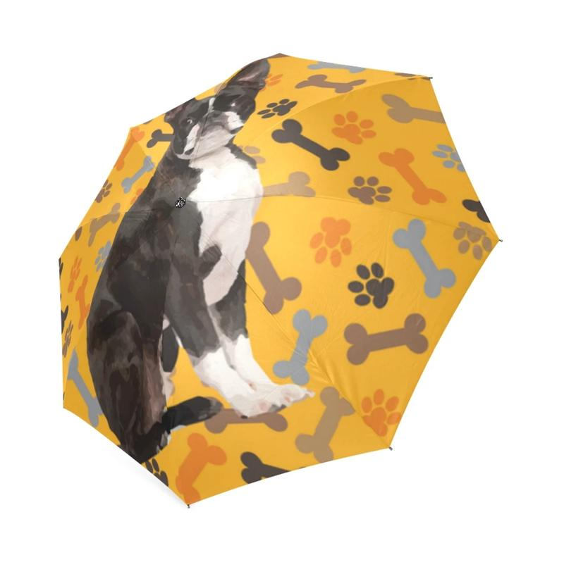 The best Boston Terrier Umbrella