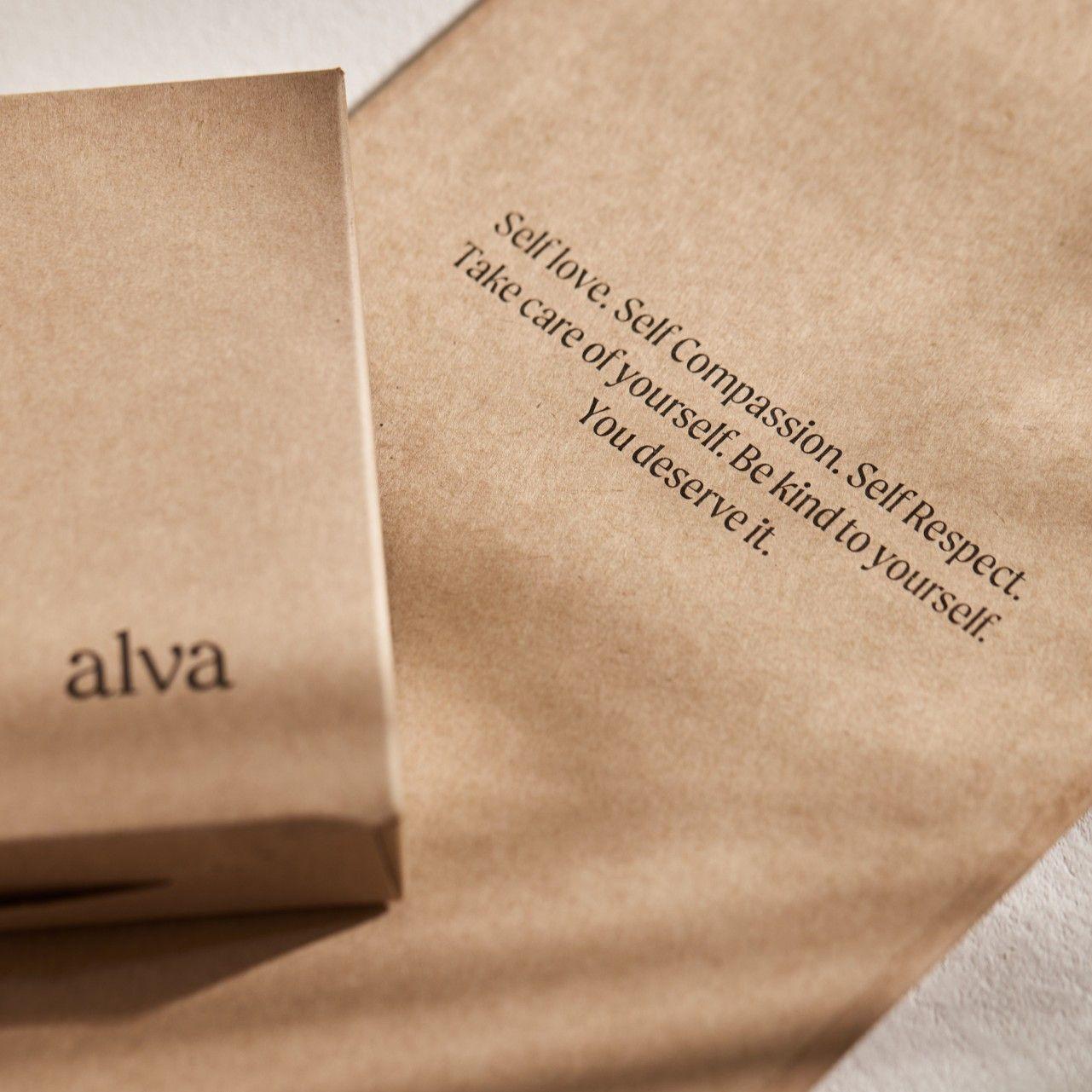 Alva packaging