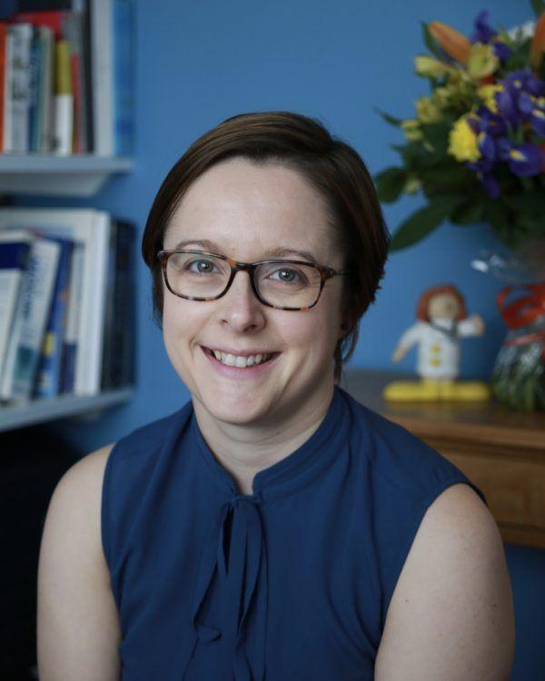Dr Susanna Unsworth