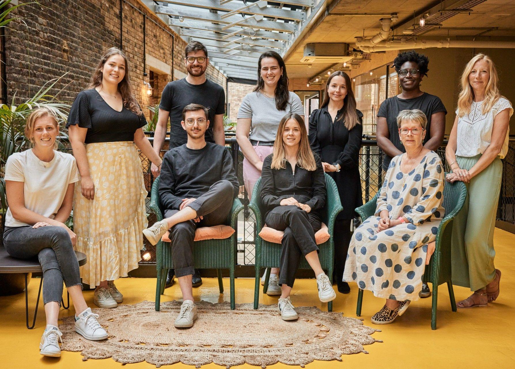 Photo of Alva's Team