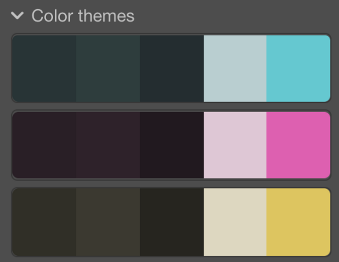 2020 Heezy Klovaday Colors