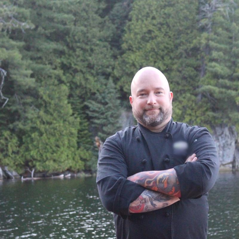 Executive chef at Canadian Adventure Camp