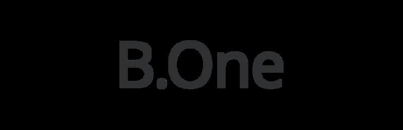 b-one logo