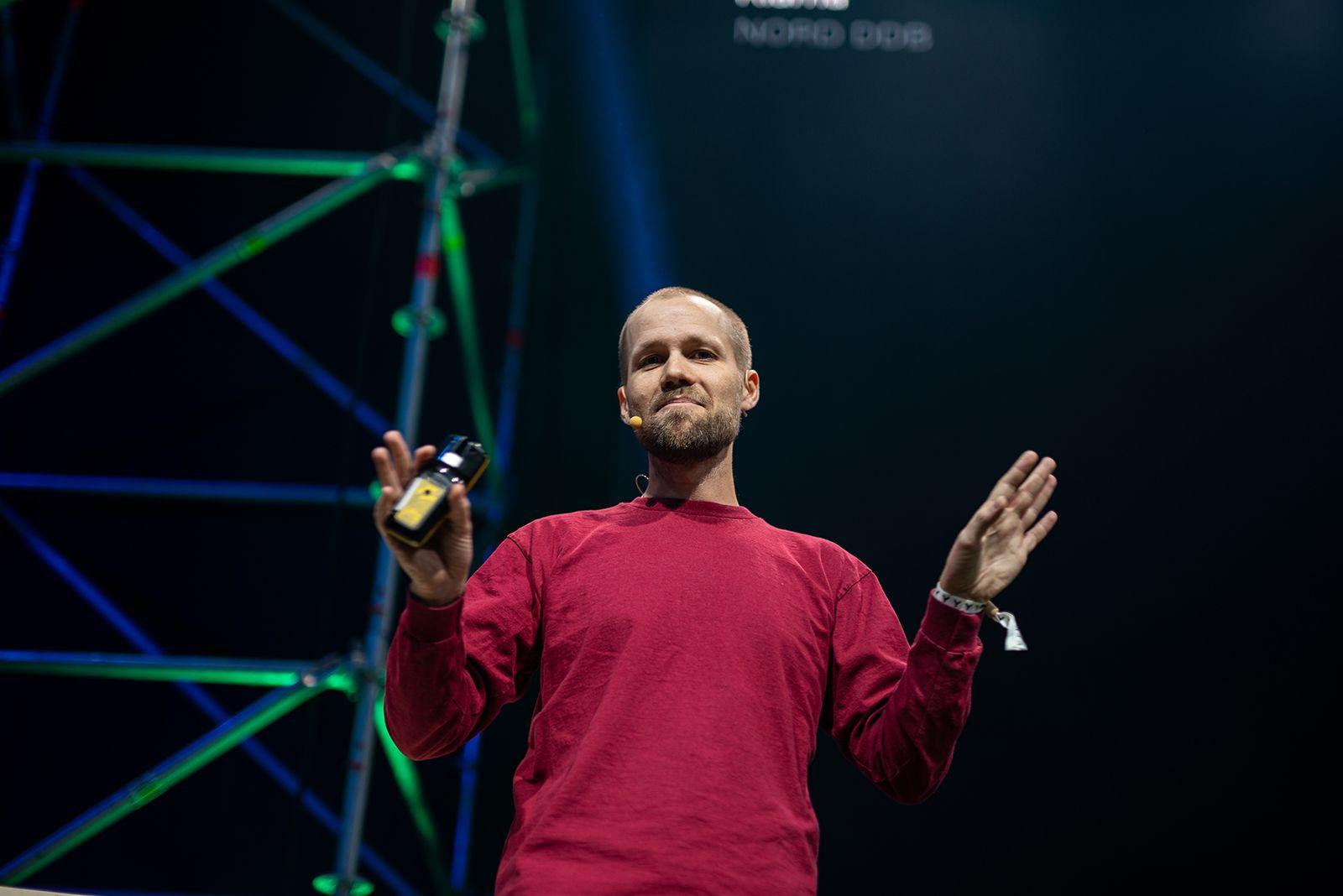 Photo of Lars Kjelsnes