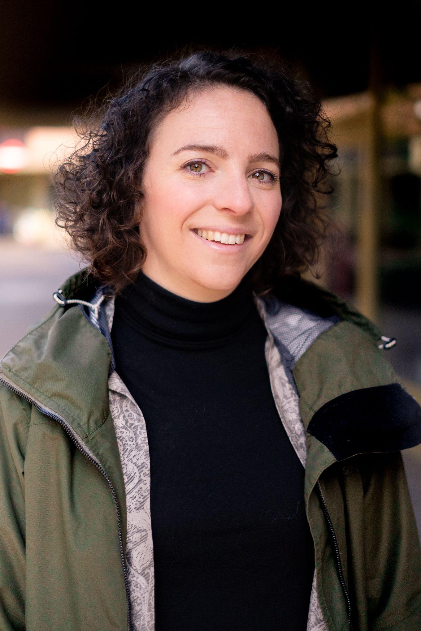 Photo of Ann-Kristin Raknes Pfründer