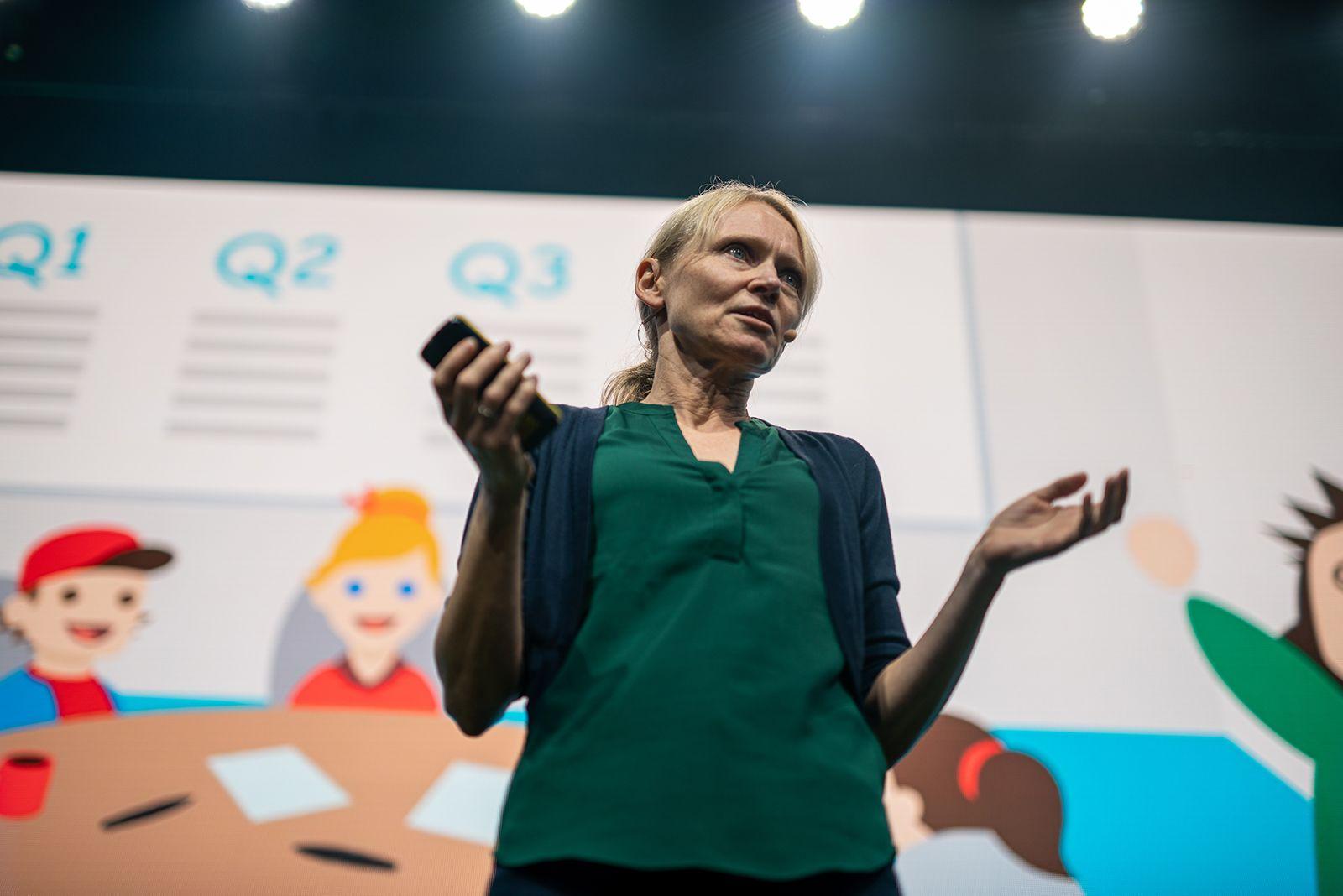 Photo of Kaija Ommundsen