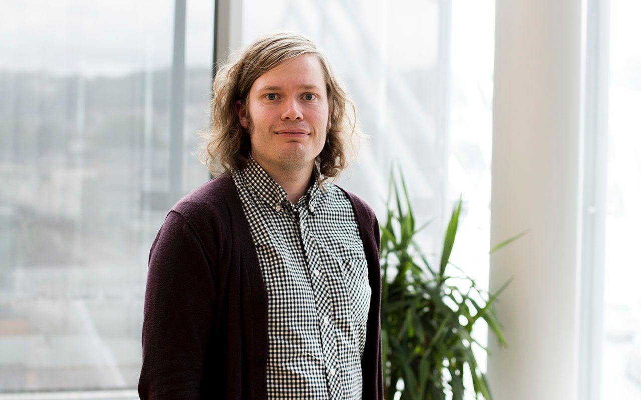 Photo of Torstein Aas-Hansen