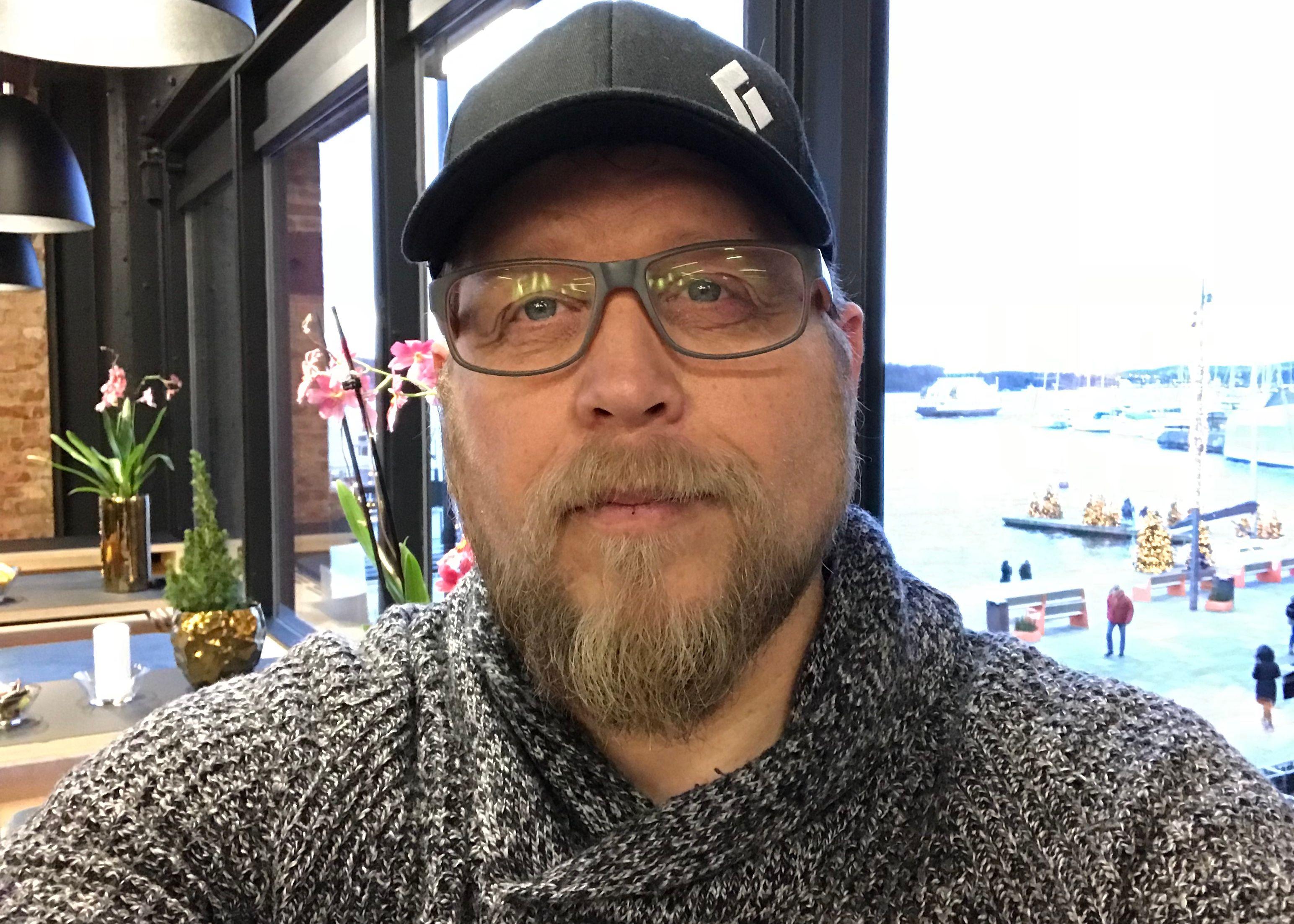 Photo of Ivar Lyngve