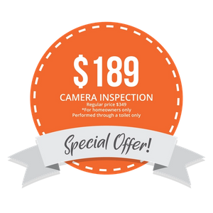 $189 Off Camera Inspection