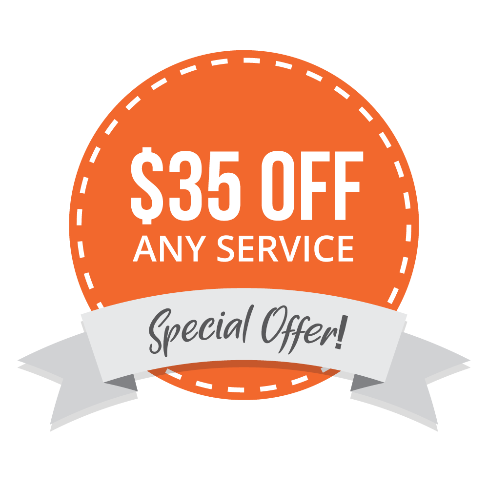 $35 Off Any Service