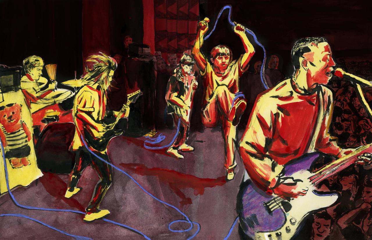 Format: Chuy Hartman - Capturing Punk Through Art