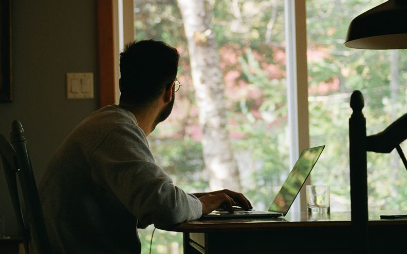 Work from home or office?