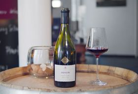 Enjoy one of the most famous Pinot Noirs from Switzerland.