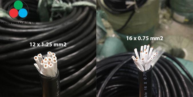 cáp điều khiển không lưới sangjin
