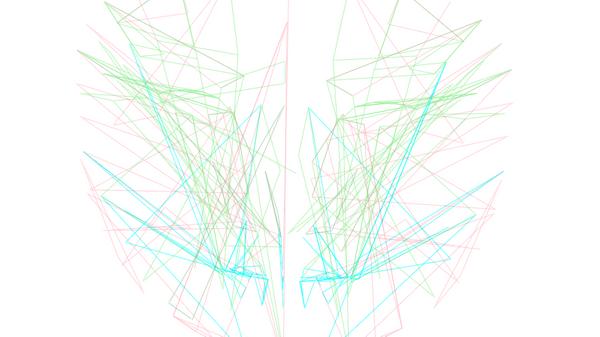 p5js face sketches using ml5 facemesh API