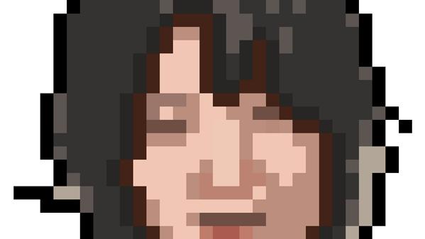 pixelized photo of Jeeyoon
