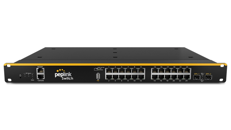 Simplified LAN Management
