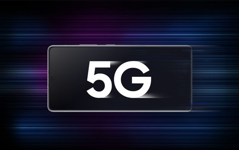 Galaxy 5G for everyone¹