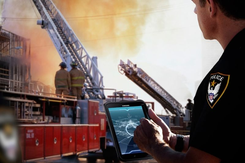 Tab Active2 for Public Safety