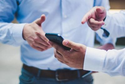 Don't really want to give your employees a cell phone? That's OK – but don't let them give out their own number!