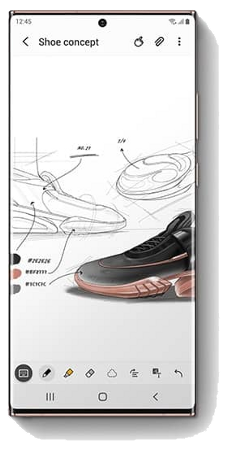 Samsung- Galaxy Note20 Ultra