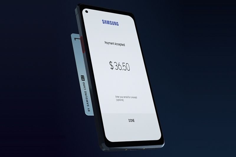 mPOS and NFC-ready