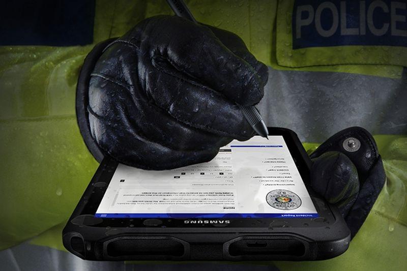 weather resistant tablet