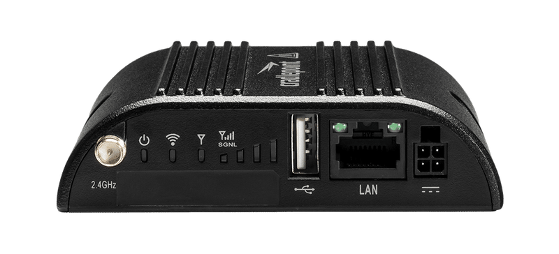 The purpose-built router