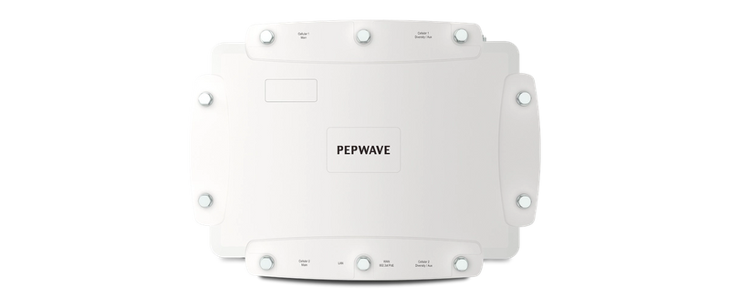 Dual 4G/3G LTE Mobile Outdoor Router