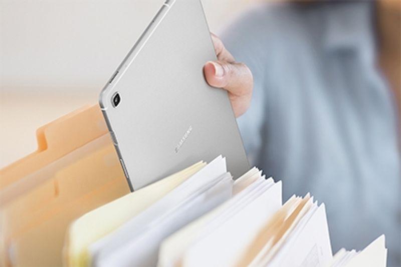 LTE tablet