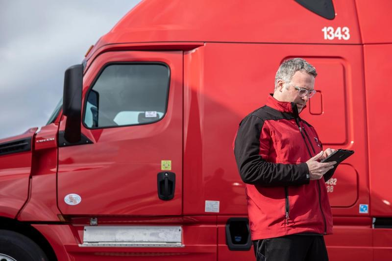 Paper Transport Increases Driver Retention