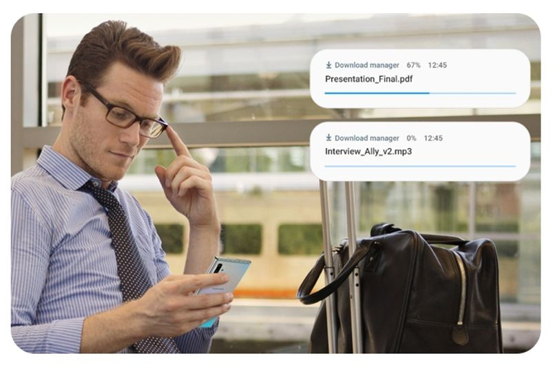 fast smartphone performance