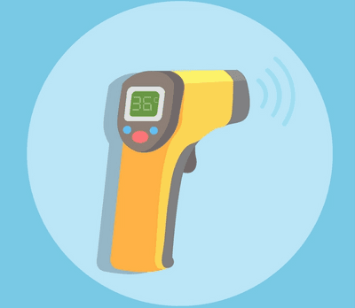 Body Temperature Screening Options for Schools, Concerts, Businesses and Other Gathering Places
