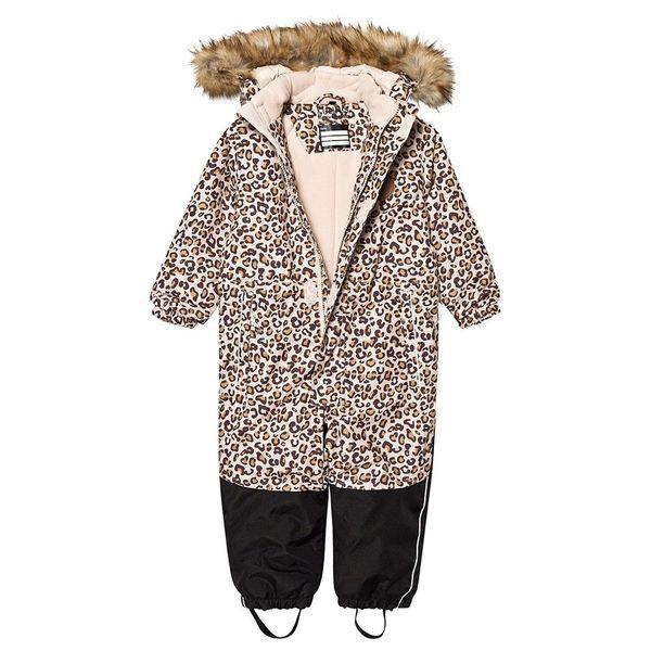 Kuling Chamonix Overall Leopard