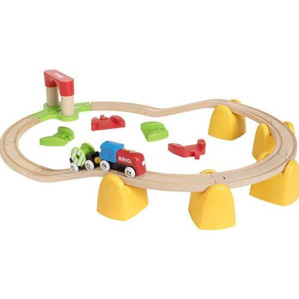 BRIO® My First Railway - 33710 Min första järnväg – Batteridrivet tågset
