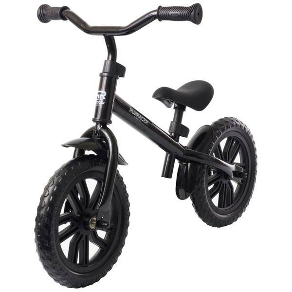 STIGA - Runracer C12 Springcykel (Svart)