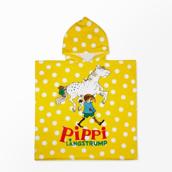 Badcape - Pippi Långstrump