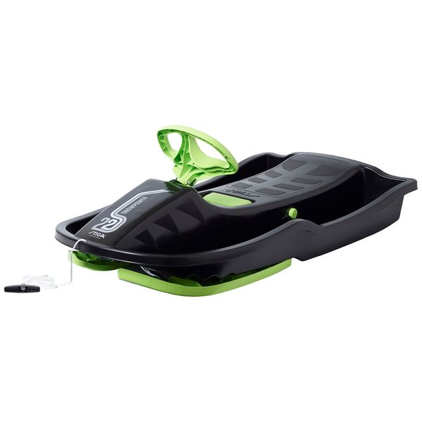 STIGA - Steering sled