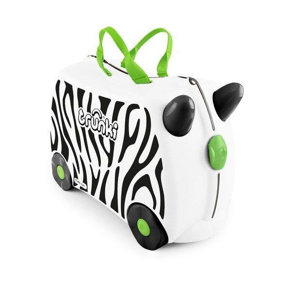 Trunki Resväska (Zimba the Zebra)