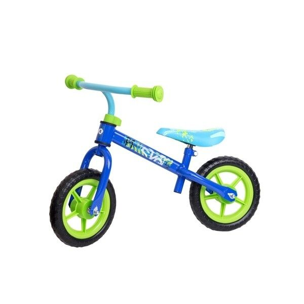 EVO - Blå springcykel 10